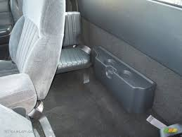 Graphite Interior 1998 Chevrolet S10 LS Extended Cab Photo ...