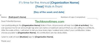 Donation Card Template In Ms Word