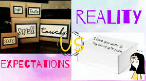 biggest failure i love you with all my senses gift pack valentine s day gift idea which is