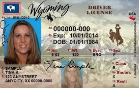 com Redesigned Ids Billingsgazette Wyoming News Driver's Licenses