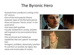 jane eyre by charlotte bronte ppt video online the byronic hero evolved from lord byron s writing in the 19th century