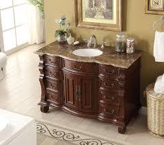single sink traditional bathroom vanities. 50\ Single Sink Traditional Bathroom Vanities N