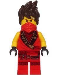 LEGO Ninjago Kai minifiguur NJO630 - JB-Bricks