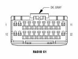 1999 chrysler lhs stereo wiring diagram images 1999 chrysler 300m car radio stereo wiring diagram