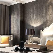 metallic faux grasscloth wallpaper dark brown vinyl textured grass cloth