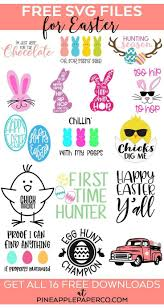 Free Easter Cricut Designs Free Easter Svg Happy Easter Yall Svg Pineapple Paper