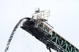 Coal Belt Conveyor Design Belt Cleaners For Coal Mining Plants