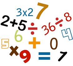 Resultado de imagen de matemáticas