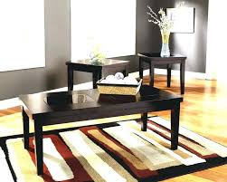 ashley round coffee table coffee table with 4 stools