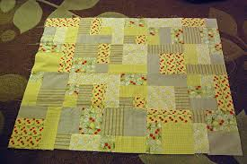 amylouwhosews: June 2009 & This was whipped up in an afternoon from 6 fat quarters and a bunch of  strip piecing. It turned out very cute - it's a baby quilt size. Adamdwight.com