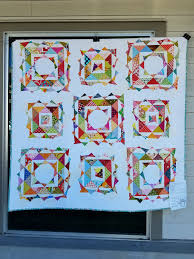 Modern quilt   Dragonfly Quilts Blog & These zig-zags make a striking statement and are made more interesting by  the variety of fabrics of each color that are used. This quilt, Last But  Not ... Adamdwight.com