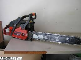 jonsered chainsaw. for sale/trade: jonsered 20\ jonsered chainsaw
