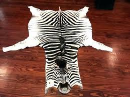 zebra skin rug c grade zebra skin rug x trophy room zebra skin rugs for zebra skin rug