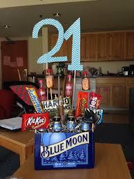 25 unique 21st birthday basket ideas on diy 21st in 21st birthday gift ideas for boyfriend
