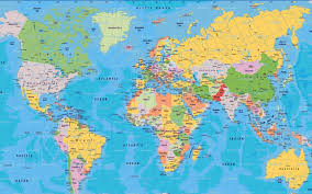 High Quality World Map Ever Since I Was Very Young Ive Always Wanted To Travel The