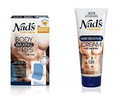 amazon nad s for men hair removal cream strips bo health personal care