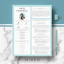 Modern Resume Format Free Download For Experienced Template