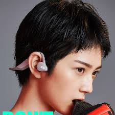 <b>BH128 Wireless bluetooth</b> 5.0 headphones neckband waterproof ...
