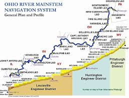 Complete Ohio River Charts Free Download List Of Locks And Dams Of The Ohio River Wikipedia