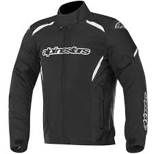 alpinestars ner textile jacket black