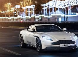 Aston Martin 2017 Models