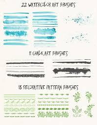 free watercolor brushes illustrator best 25 vector brush ideas on pinterest doodle designs mandala