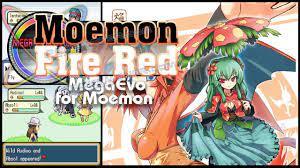 Mega Moemon FireRed - Mega Evo for Moemon | Gameplay| Download