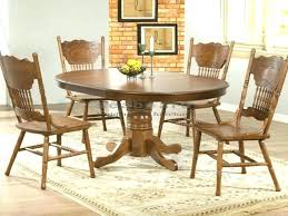 oak kitchen table and 6 chairs wood sets round dining awesome tables tabl