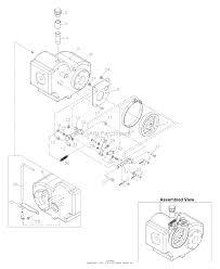 Bunton bobcat ryan 73 70136 jacobsen um4280 34hp vanguard turbo diagram front brake transaxle