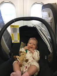 zen moment on a flight