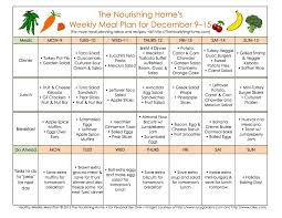 Bi Weekly Meal Plan For December 9 22 The Better Mom