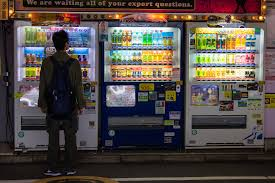 How Many People Die From Vending Machines Delectable Want People To Eat Healthy Time Tax Vending Machines Verdict
