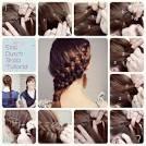 Steps to make stylish braids