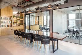 Unconventional Office Design Morphogenesis Envisions A Unique Design Theme Inside This