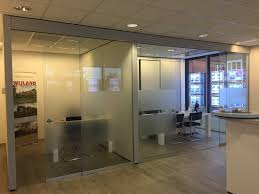 gallery office glass. Glass Sliding Door System In A Commercial Setting Gallery Office
