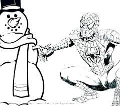 Spider Man To Color Shopleatherworks Com