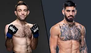 UFC 264 Prelims: Ryan Hall vs Ilia ...