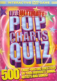 Australian Pop Charts The Ultimate Pop Charts Quiz Bvent0770 Tempo