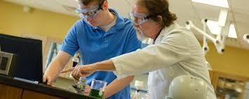 department of chemistry briar cliff university honors program