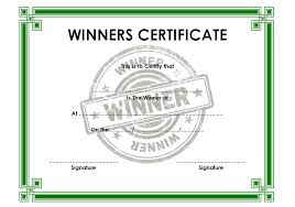 Best Certificate Templates Raffle Certificate Template Under Fontanacountryinn Com