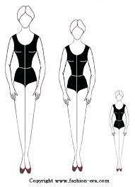 A Diagram Of The Female Body Human Body Outline Printable Human A