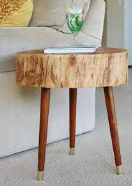 craft ideas great way to use wood slices