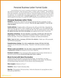 Proper Format Date Business Letter Fresh Proper Letter Format