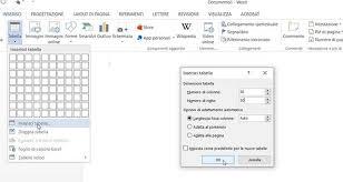 Come Creare Un Documento A Quadretti Con Word E Libre Office Ipcei
