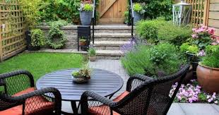 backyard landscaping design. Interesting Landscaping Small Backyard Landscape Design That Succeeds On Landscaping