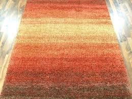 burnt orange rug. Brown And Burnt Orange Rugs Rug Throw Chevron .