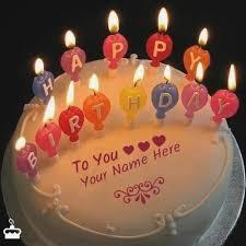 Birthday Cake Name Images Generator Online Free Birthdaycakeformancf
