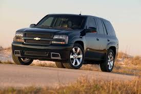 2009 Chevrolet TrailBlazer Specs and Photos | StrongAuto
