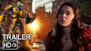 BUMBLEBEE 2 [HD] TRAILER - Hailee Steinfeld, John Cena (Fan Made) - YouTube  | John cena, Hailee steinfeld, Steinfeld