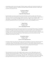 Customer Service Representative Responsibilities Resume Oliviajane Co
